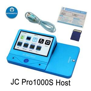 Image 4 - Оригинальный хост JC Pro1000S, многофункциональное тестовое устройство NAND, соединение с NAND PCIE программатором для iPhone и iPad NAND, тестовые инструменты