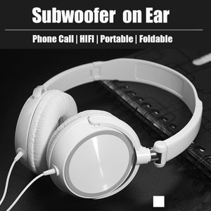 Image 2 - Écouteurs filaires HIFI stéréo PC, 3.5mm, casque de musique Gamer, micro HD, pour mobile, xiaomi, iphone, samsung, ordinateur portable, tablette