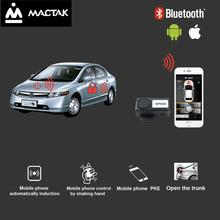 Auto car with  Mobile phone control Open the trunk、 keyless entry Civ** ios and android systems L568