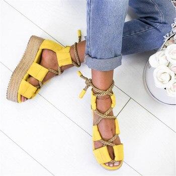 LOOZYKIT Sandalia Feminina Summer Women Sandals Female Beach Shoes  Shoes Comfortable Platform Sandals High Heels Sandals Women