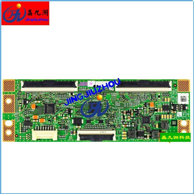 100% Piezas Nuevas Original T-con RUNTK 5538TP ZA RUNTK5538TP, ZB ZAes Compatible, Y Buen Trabajo