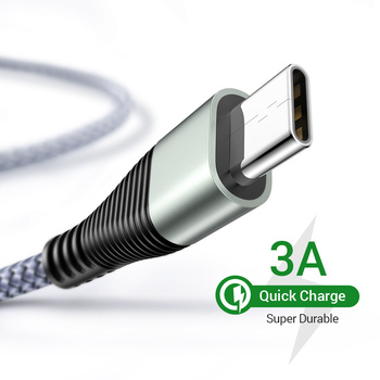 FIVI USB Type C Cable for USB C for Samsung S10 S9 S8 huawei xiaomi