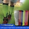 Women Men Football Compression Basketball Leg Sleeves Running Cycling Calf Protection Anti-UV Fitness Leg Warmers Custom Logo
