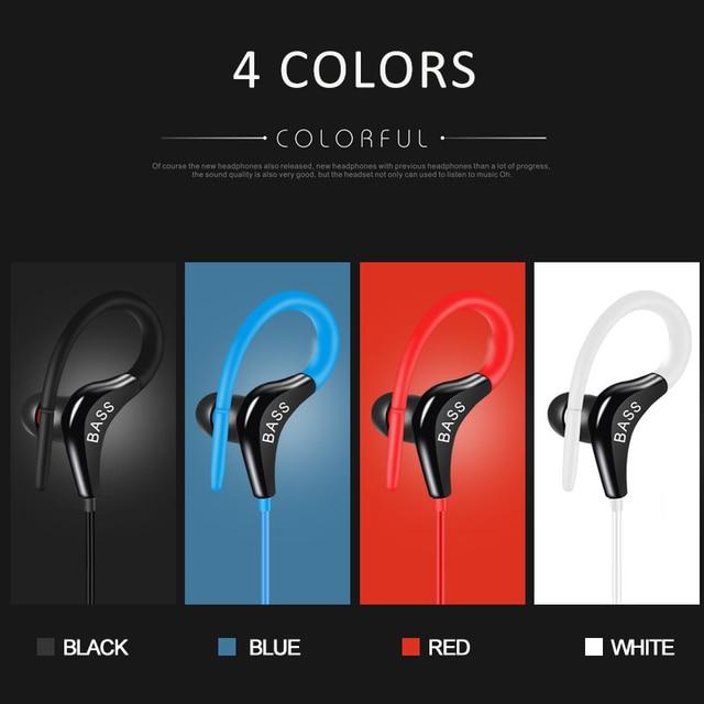 Ear Hook Sport Headset 8