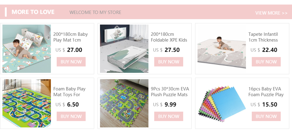 H9245e1dfe2234fbfbbf5e9abe05e481fc Foam Baby Play Mat Toys For Children's Mat Kids Rug Playmat Developing Mat Rubber Eva Puzzles Foam Funny Baby Mat