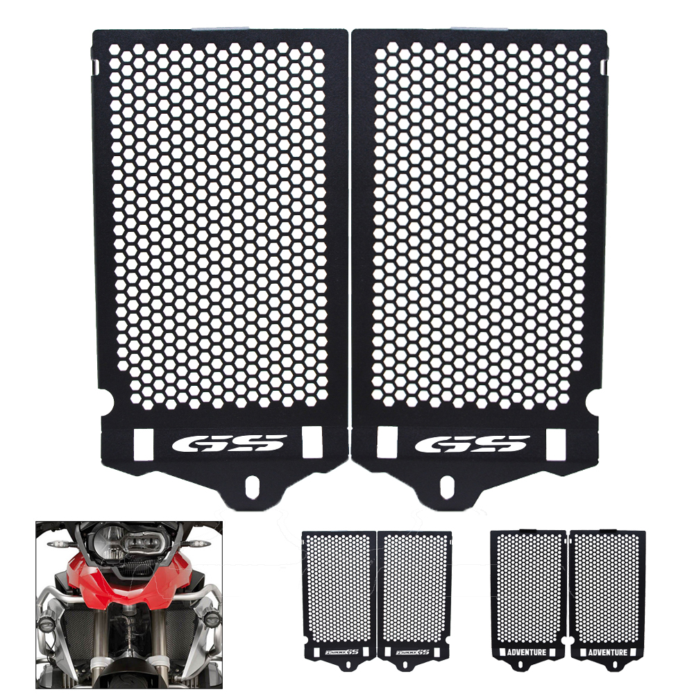 Moto Radiator Grille Guard Cover Protector R1250GS 2019 FOR BMW R1200GS Adventure  LC 2013-2015 2016 2017 2018 Radiator Guard