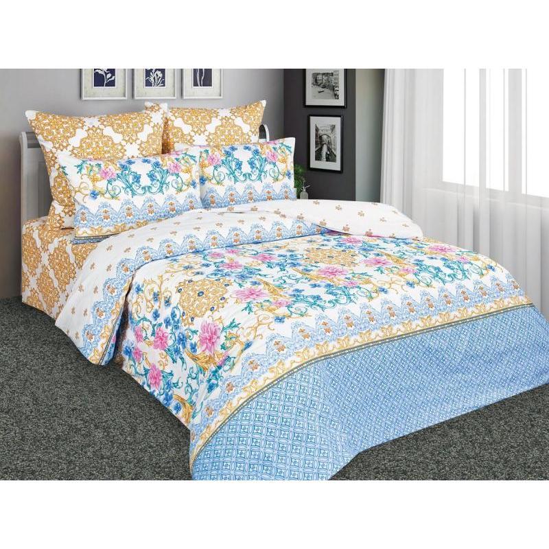 Bedding Set double Amore Mio, white, with pattern bedding set double amore mio lace