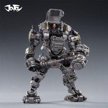 2 sztuk/partia JOYTOY 1/25 figurka robot stalowa zbroja kości Sliver Mecha kolekcja klocki darmowa wysyłka