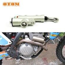 OTOM – pompe de frein arrière et avant hydraulique, cylindre principal, pour KTM EXC XCW SXF XCFW HUSQVARNA FC FX FE, nouvelle collection