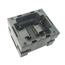 KZT socket MMC153 169 IC Test Socket IC Size 11.5*13mm Pitch 0.5mm BGA153 BGA169 open top through hole Adapter burn in socket qfn44 mlf44 wlcsp44 to dip44 double board programming socket ic550 0444 010 g pitch 0 5mm ic size 7x7mm adapter smt test socket