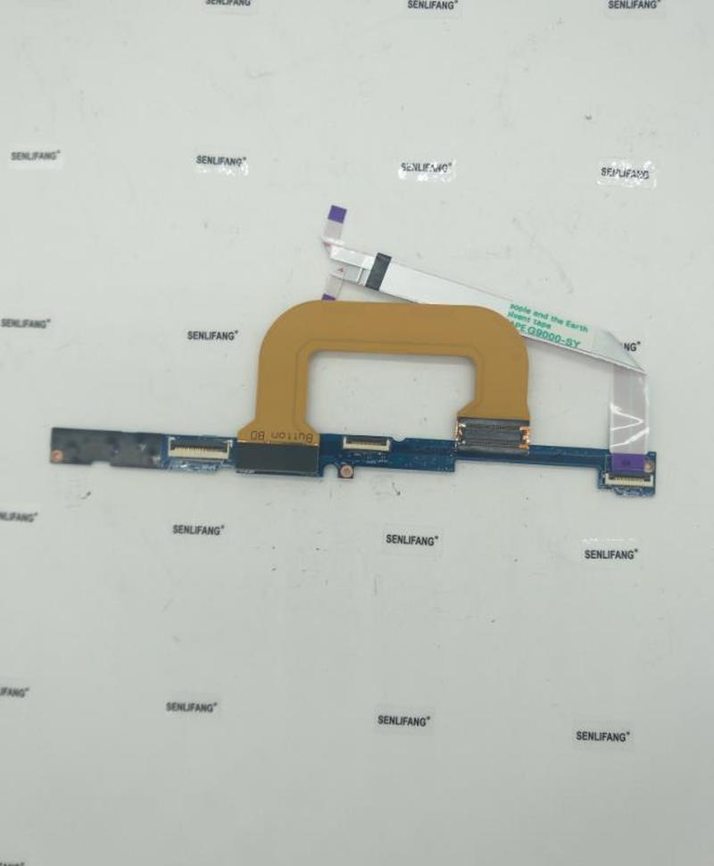 Free Shipping Original And New For Lenovo For Thinkpad X1 Carbon X1c Button Power Board With Cable 6M.4RQBD.002 04W3901