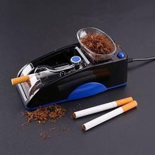 Роликовый инжектор для сигарет с одной трубкой вилкой европейского