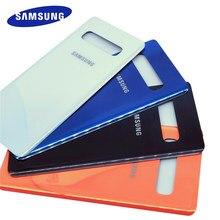 Samsung Galaxy S10 artı S10 + G9750 SM-G9750 S10 G9730 SM-G9730 cam arka pil kapağı konut kapak arka kapı kılıfı yedek