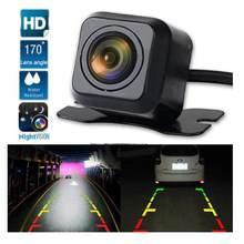 Uniwersalna samochodowa kamera tylna HD Night Vision kamera cofania Monitor automatycznego parkowania wodoodporna kamera cofania HD samochodu