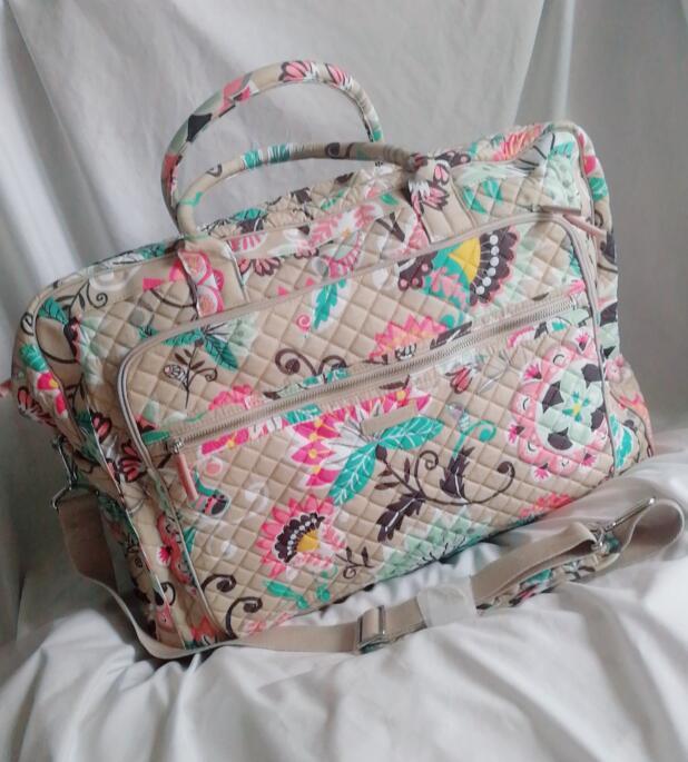 New Color Weekender Travel Bag