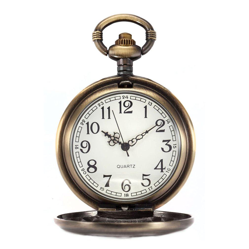 XL348 Hollow Train Pattern Quartz Pocket Watch Mechanical Pocket Watch Antique Luxury Brand Necklace Exquisite Pocket Watches