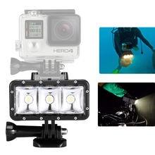 30 м водонепроницаемый подводный светодиодный светильник высокой
