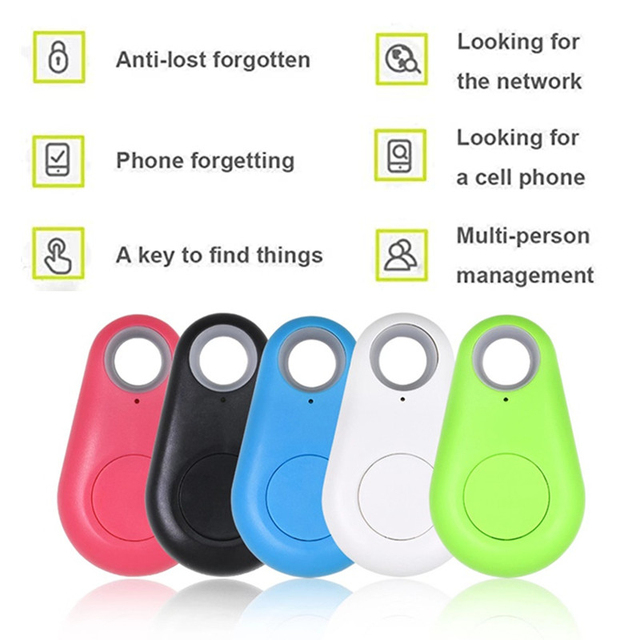 Key Finder Smart Tracker Locator Wireless Bluetooth Anti Lost Alarm Tag Device For Kids Pets Wallet Motorcycle Luggage Keyfinder 2