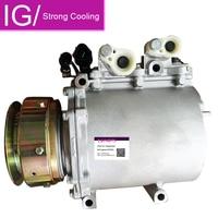MSC130CV AC Kompressor Für mitsubishi Delica L400 AKC200A601A AKC201A601 MB946629 MR206800 Für mitsubishi klimaanlage teile|Klimaanlage|Kraftfahrzeuge und Motorräder -