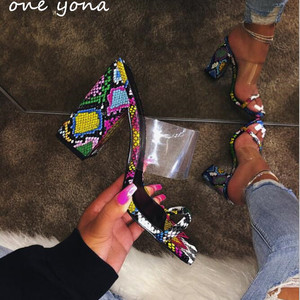 shoes woman 2019 summer sandal