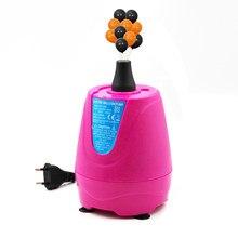 Elektryczny balon dmuchany pompa 220V 300W dmuchawa powietrza przenośny balon Inflator do dekoracji strony szybciej i zaoszczędzić czas
