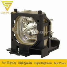 DT00671 for Hitachi CP-HS2050 CP-HX1085 CP-HX2060 CP-S335 CP-S335W CP-X335 X340 X340W X345 X345W ED-S3350 Projector Lamp bulbs все цены