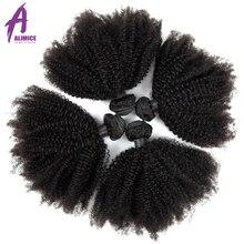 Brazilian Hair Weave Bundles Afro Kinky Curly Hair