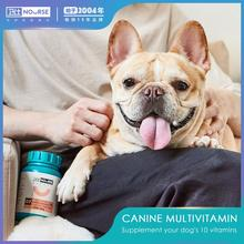 Nourse Multivitamin 160 tablets anti-eating food for dogs Teddy Chihuahua dog nutrition supplement supplement nutrition 80g vitamin b2 vitamin powder riboflavin food grade additives nutrition enhancers nutrition supplements