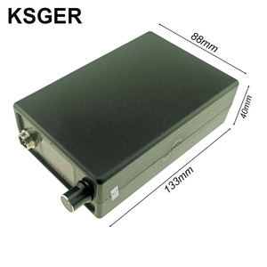 Image 4 - KSGER T12 STM32 Digital Soldering Station T12 Iron Tips Auto Sleep Boost Temperature Quick Heating 907 ABS Handle DIY Tools