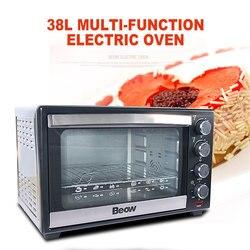 38L piekarnik elektryczny domowy komercyjny piekarnik wielofunkcyjny o dużej pojemności piec do pieczenia BD K38A w Piekarniki od AGD na