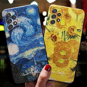For Samsung Galaxy S21 Ultra A51 A71 A 51 A31 A50 A52 A32 A72 A41 A42 S10 S20 FE Plus S10e Note 20 Ultra 10 Plus Lite Case Cover 1