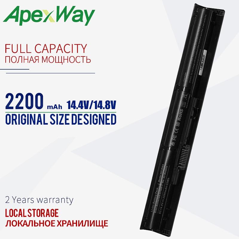 14.8V Laptop Battery RI04 RI06XL for HP Probook 450 450 G3 455 455 G3 470 470 G3 Series HSTNN- DB7B HSTNN- PB6Q HSTNN- Q94C