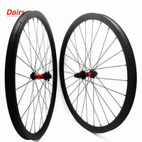 27.5er carbon mtb disc wielen 33.5.x25mm Asymmetrie tubeless DT240S Straight pull boost 110x15 148x12 650b mtb fiets disc wielen