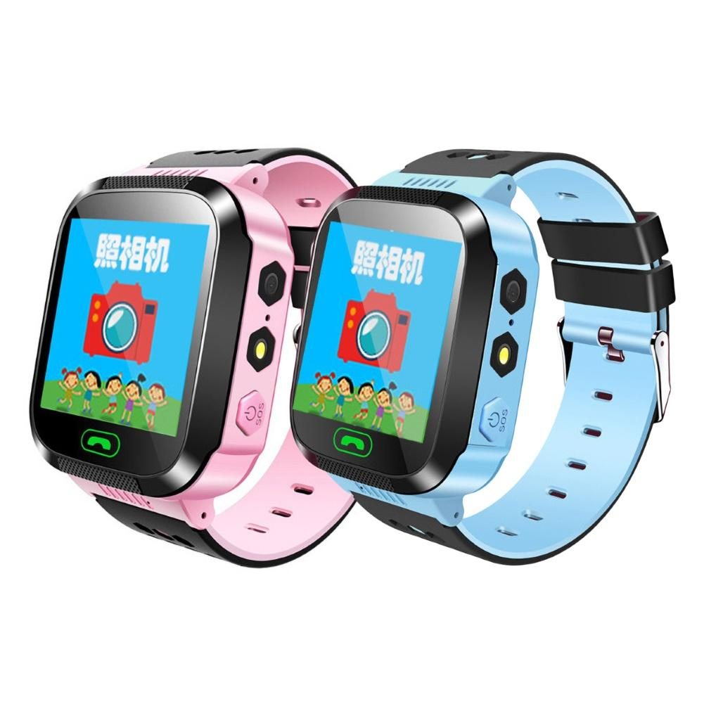 <font><b>Q528</b></font> 1.44Inch Color Screen Positioning SOS Camera <font><b>Smart</b></font> <font><b>Watch</b></font> for <font><b>Kids</b></font> Children image