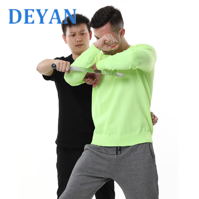 Cut-proof Clothing Security Jacket Anti Stab T-Shirt Guard Security Clothes Tops For Self Defense Police Personal Tactics