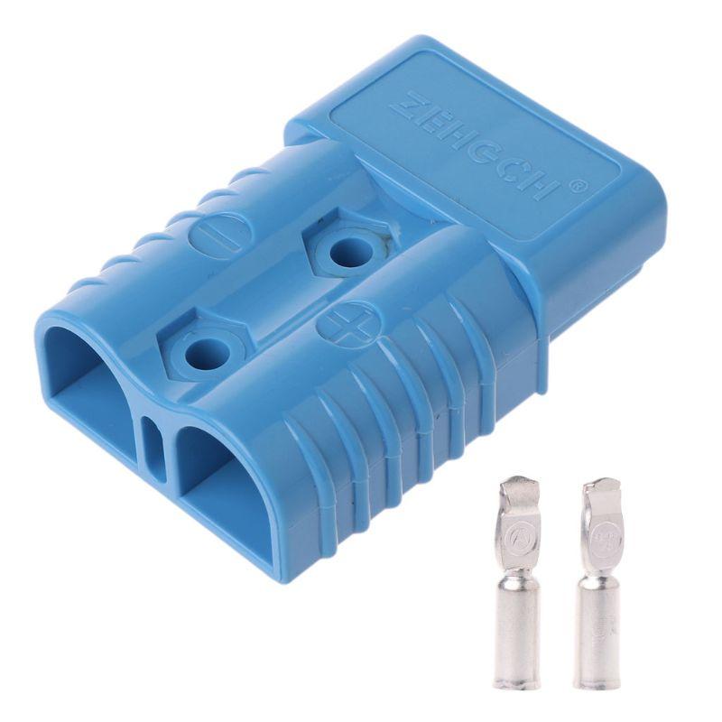 Bateria Conector Plug Adapter Conector Guincho com 2 Terminal Pinos Acessórios