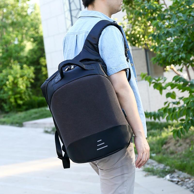 Homme sac à dos ordinateur voyage loisirs mode coréenne tendance grande capacité voyage sac à dos lycée étudiants sac à dos mode