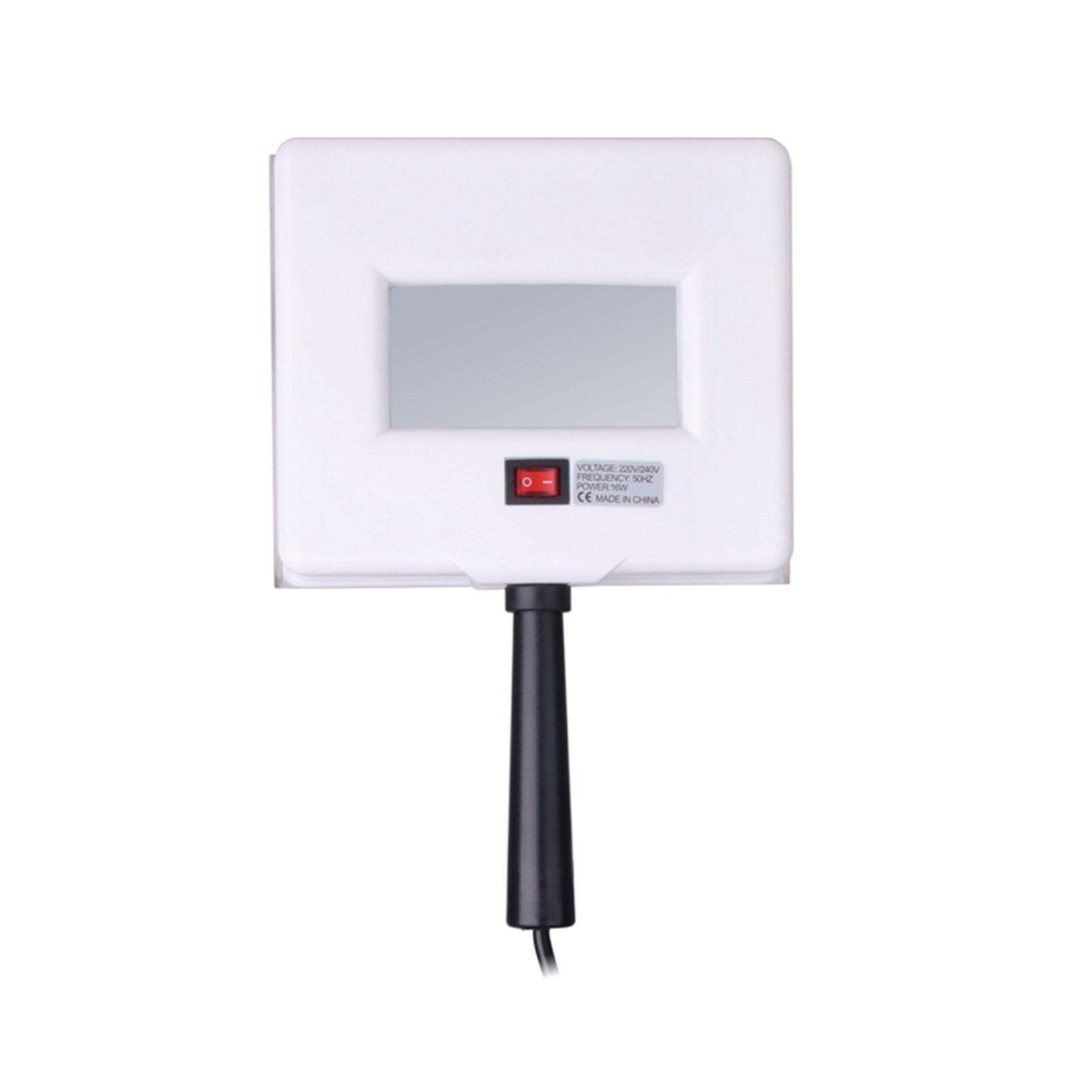 Lamp Facial Skin Testing Wood Lamp Skin UV Analyzer Examination Magnifying Analyzer Lamp Machine with Protective Cover Lamp SPA