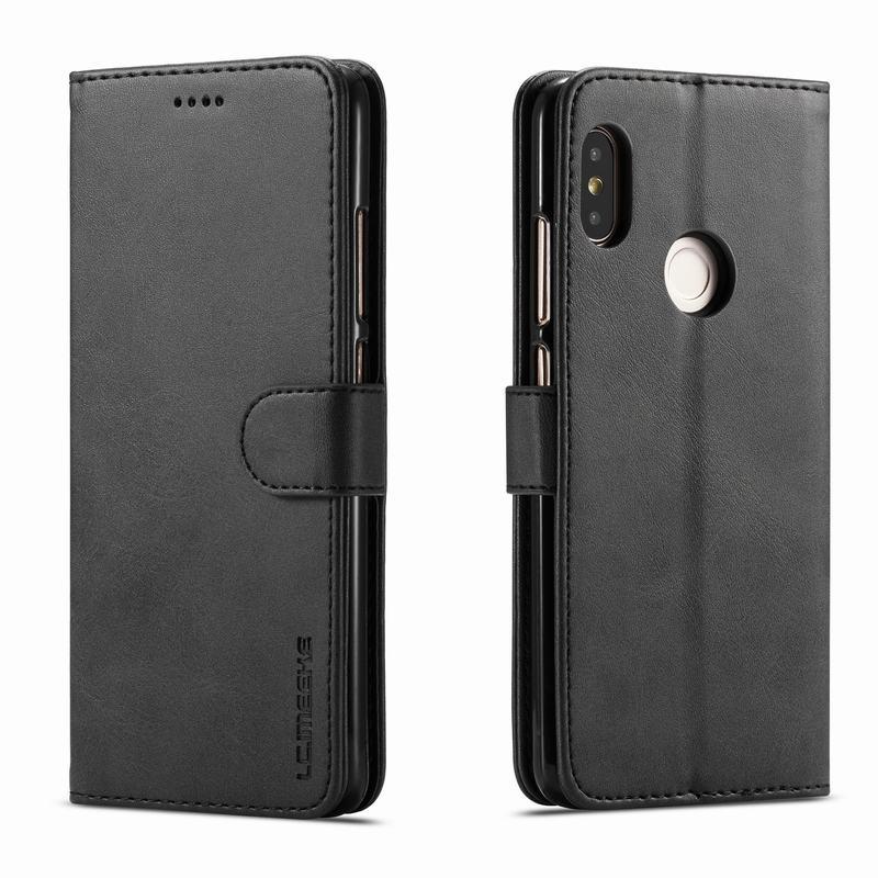 Флип-чехол для Xiaomi Redmi Note 5 Pro, кожаный чехол-кошелек, Магнитный чехол для Redmi Note 5 Note5, роскошный Винтажный чехол для телефона