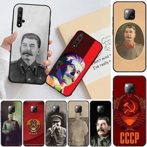 Чехол для телефона ByLoving русский Сталин СССР чехол для Honor 20 20lite view20 7C 8C 7A 8A 10i 20i PLAY 9X Pro