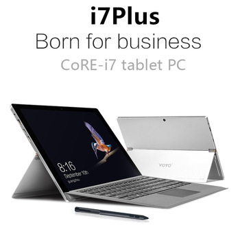 Notebook 7th Gen i7plus  7500U 2 in 1 Tablet PC Touchscreen licenza Win10 PC 1
