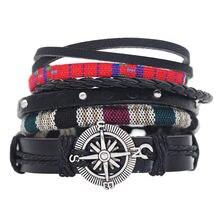 Chenfan винтажный многослойный богемный браслет индивидуальный
