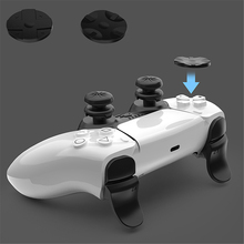 L2 R2 Extension Key Cross Key Handle Button Set Non slip Thumb Grip Cap Cover for PS5 Gamepad Controller Accessories
