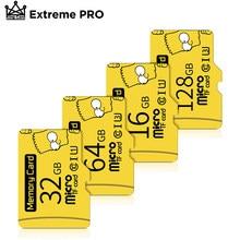 Cartão sd 8gb 16gb cartão de memória 64gb UHS-1 gb capacidade real evo sdxc u3 cartão microsd de alta velocidade da memória 32gb 128 u1 mirco