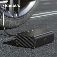 Baseus 12V Car Air Compressor Intelligent Auto Tire Inflatable Pump Mini Portable Electric Car Tyre Inflator Compresor все цены