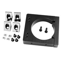 52mm/65mm/71mm Aluminum Metal Router Spindle Mount Kit for CNC C-BEAM Engraving Machine for Openbuilds 3D Printer Parts