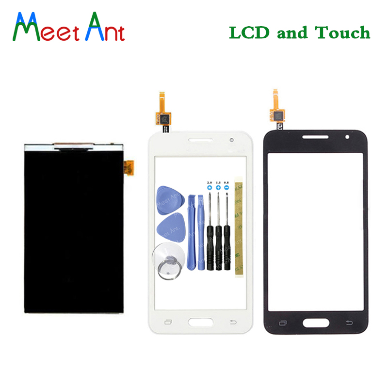 New High Quality 4.5'' For Samsung Core 2 SM-G355H G355M G355H G355 Lcd Display With Touch Screen Digitizer Sensor