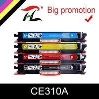 CE310 CE310A -313A 126A 126 Kompatibel Farbe Toner Patrone Für HP LaserJet Pro CP1025 M275 100 Farbe MFP M175a m175nw