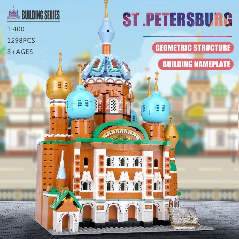 Yeshin The ST.Petersburg Castle Model