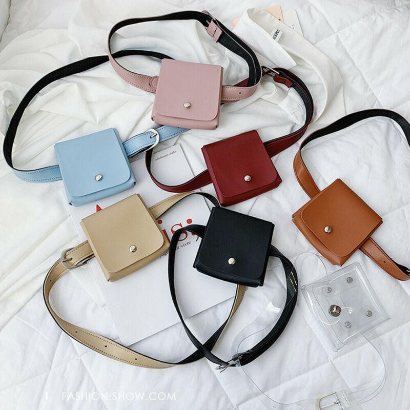 Fanny Pack Belt Bags Pouch Travel Hip Bum Bag Women Mini Purse Hot Waist Bag Women Small Belt Bag Cool Fanny Packs Hip Bag